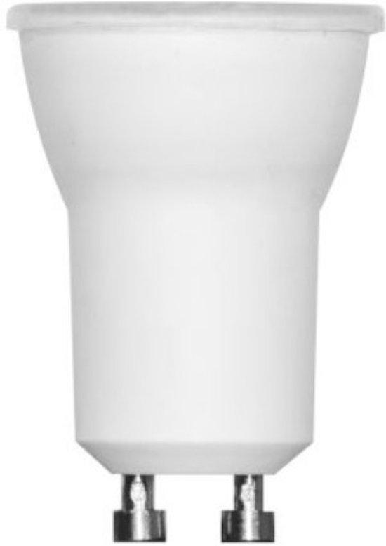 35mm GU10 Led Spot 3,4w - 320 Lumen - 4000K Neutraal Wit
