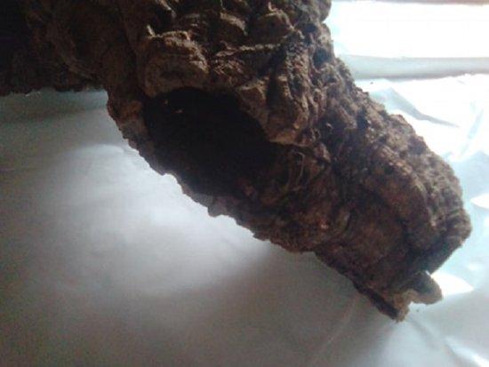 Kurkschors, 1130 gram