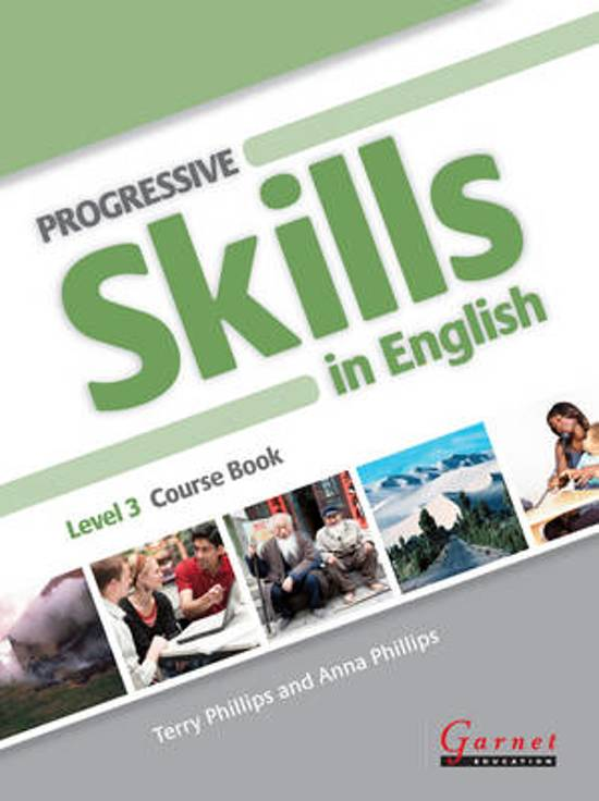 Progressive Skills in English - Course Book - Level 3 - With Audio CDs