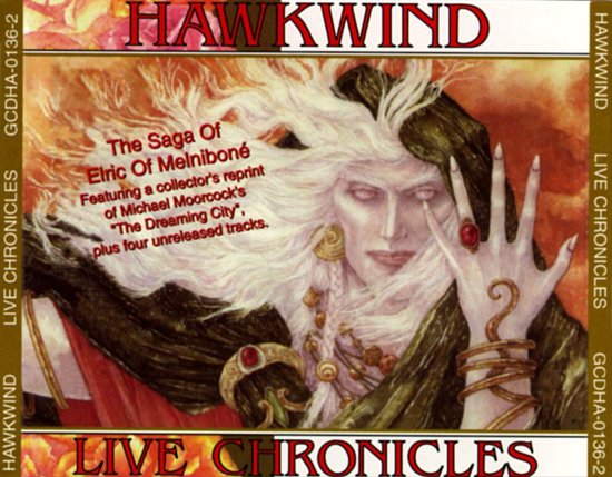 Live Chronicles -Deluxe-
