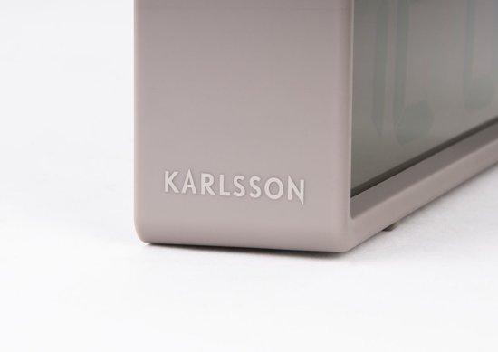 """Karlsson Coy Wekker 8,5 x 18,5 cm """