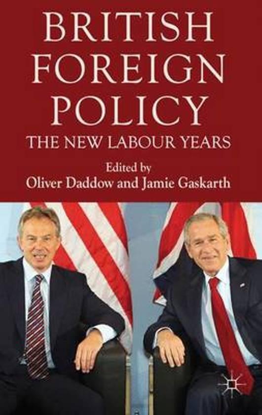 Boekomslag voor British Foreign Policy