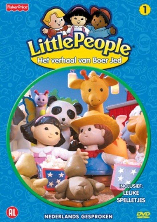 Little People - Het Verhaal Van Boer Jed