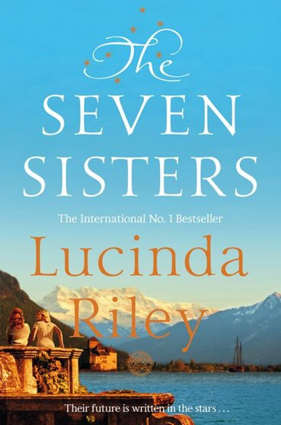 Boek cover The Seven Sisters van Lucinda Riley (Onbekend)