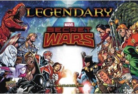 Legendary Secret Wars Marvel Deck Building Game: Secret Wars Vol 2