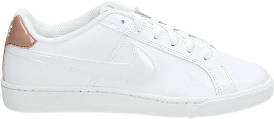 Nike Dames Sneakers Court Royale Wmns - Wit - Maat 36+ ...
