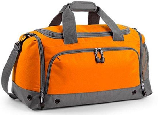 Bagbase luxe sporttas, Kleur Orange