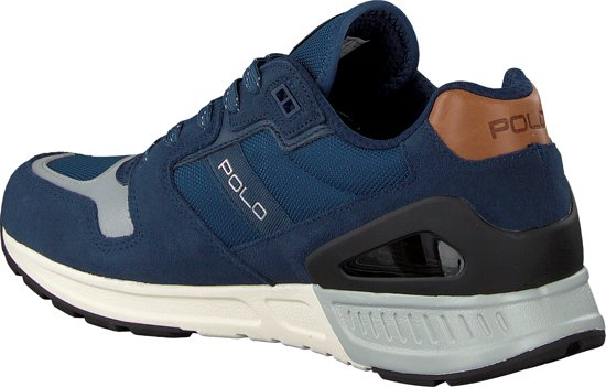 Heren Maat 42 Train100 Polo Blauw Sneakers Ralph Lauren TnOwA