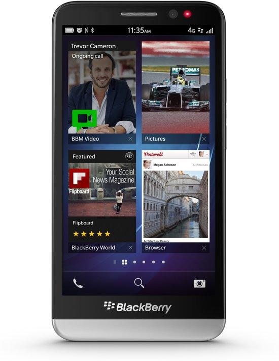 BlackBerry Z30 - Zwart
