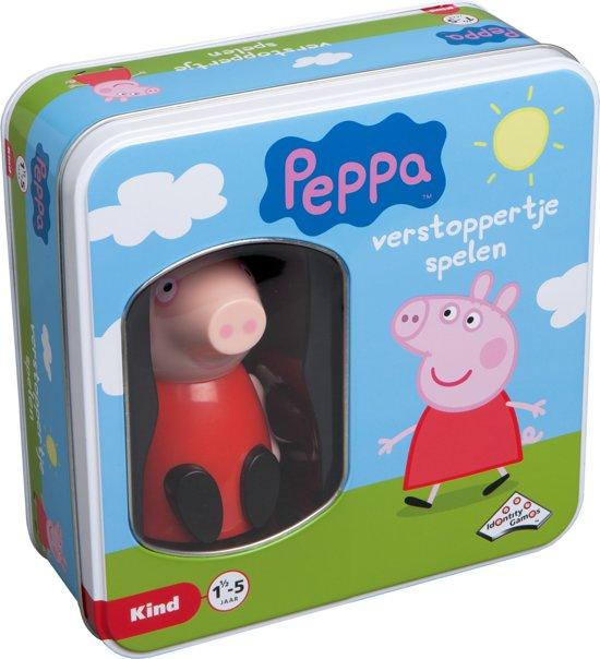 Peppa Pig Verstoppertje Spelen - Kinderspel