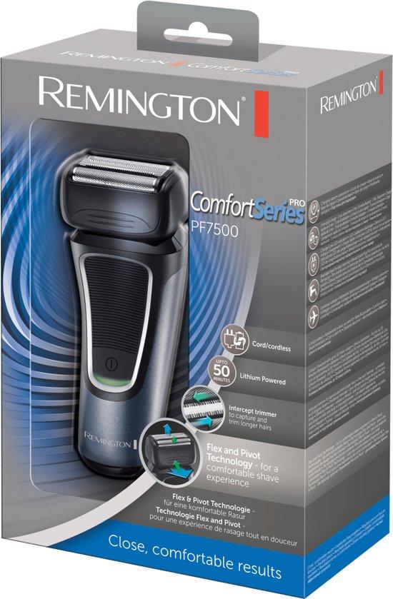 Remington PF7500 Comfort Series Pro Scheerapparaat