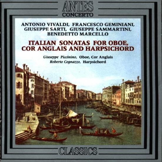Italien Sonatas