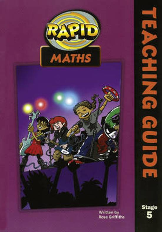 Rapid Maths: Stage 5 Teacher's Guide
