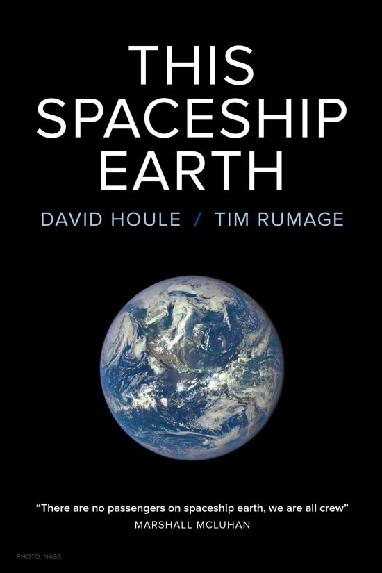 Boek cover This Spaceship Earth van David Houle (Onbekend)