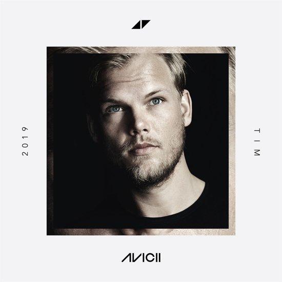 CD cover van Tim van Avicii