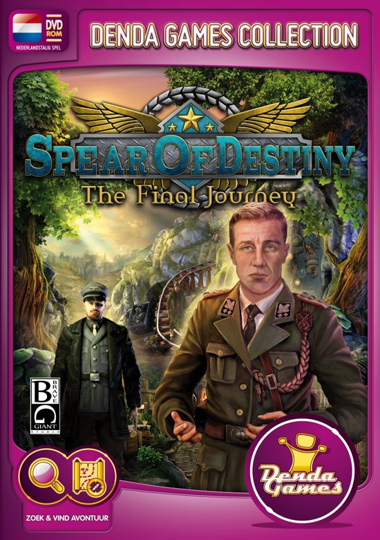 Spear Of Destiny - The Final Chapter - Windows