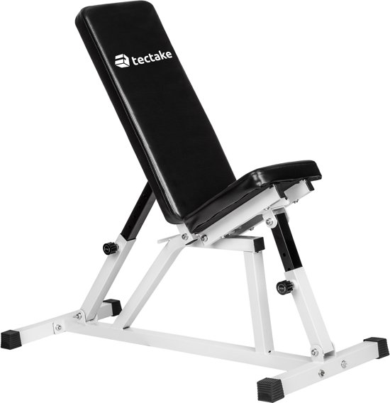 tectake fitnessbank halterbank 402269. Black Bedroom Furniture Sets. Home Design Ideas