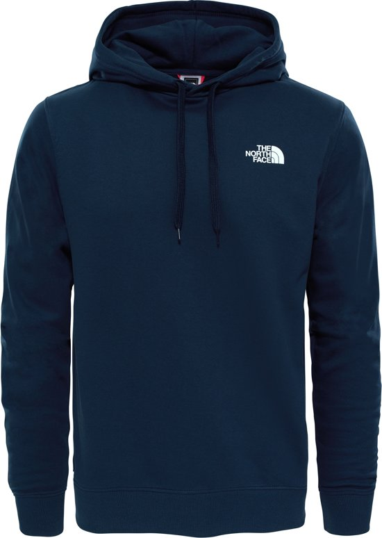 dc4948f96 bol.com | The North Face - Seasonal Drew Peak Hoodie Light - Navy
