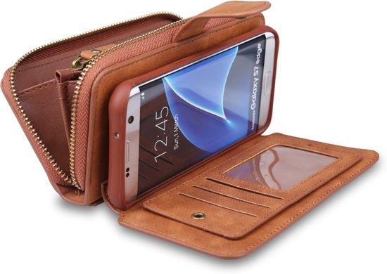 Portemonnee Merken.Bol Com All In One Portemonnee Geschikt Voor Samsung S6 Edge Kleur