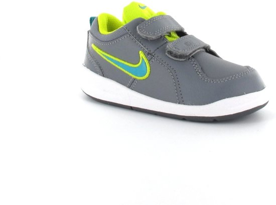 super popular 8dbf9 a4635 Nike Pico 4 TDV - Sportschoenen - Kinderen - Maat 22 - GrijsGroen