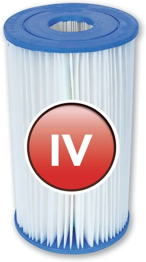Bestway Filterpatroon Type IV