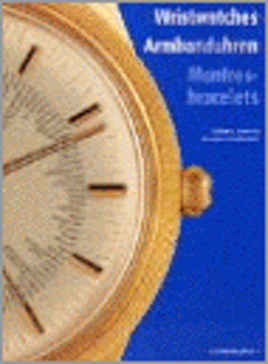 Boek cover Wristwatches/Armbanduhren/Montres-Bracelets van Christian Pfeiffer-Belli (Hardcover)