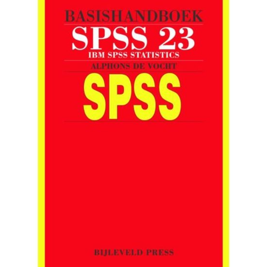 Basishandboek SPSS 23