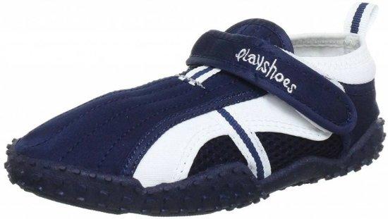Playshoes UV strandschoentjes Kinderen - Blauw - Maat 22/23