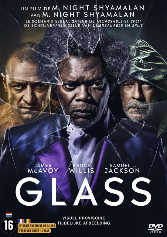DVD cover van Glass