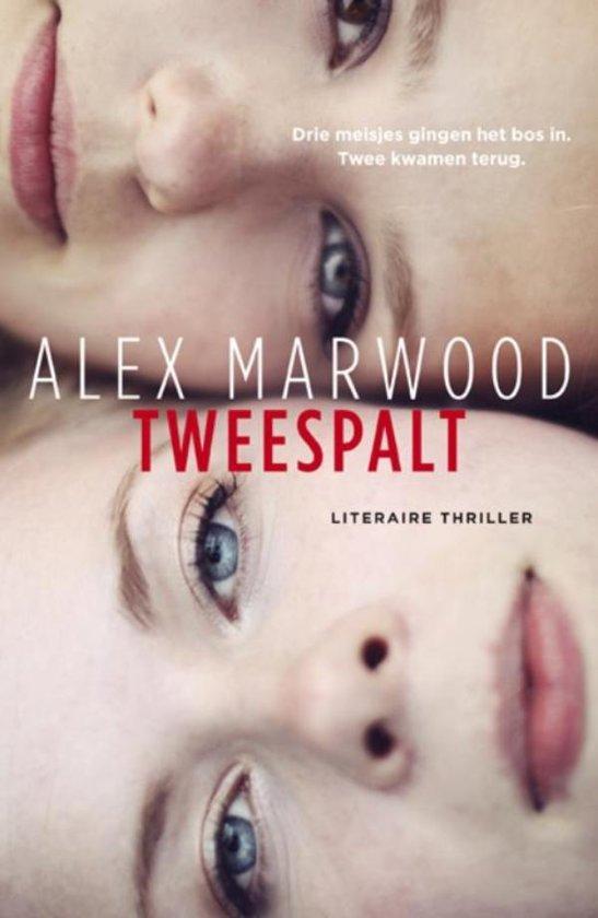 Cover van het boek 'Tweespalt' van Alex Marwood