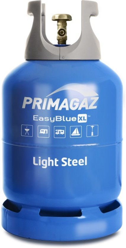 Blauwe Gasfles Primagaz.Bol Com Easyblue 9 5 Kg Licht Gewicht Blauwe Primagaz Gasfles