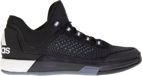 separation shoes 6679c 1f95d adidas Crazylight Boost Primeknit Basketbalschoenen - Maat 53 13 - Mannen  - zwart