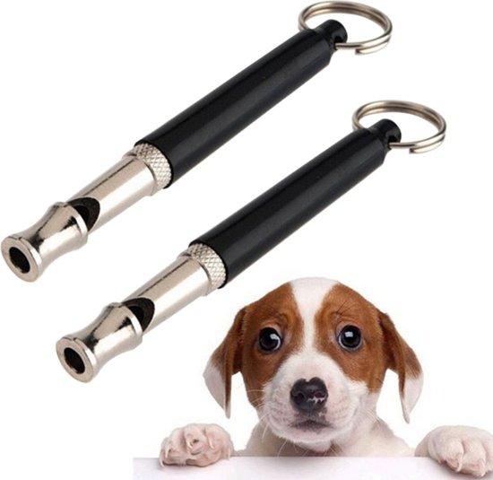 Hondenfluitje - Fluitje voor honden - Ultrasoon geluid - Aanpasbare frequentie