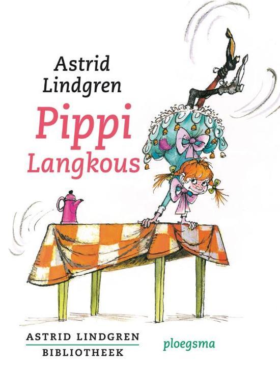 Astrid Lindgren Bibliotheek 10 - Pippi Langkous