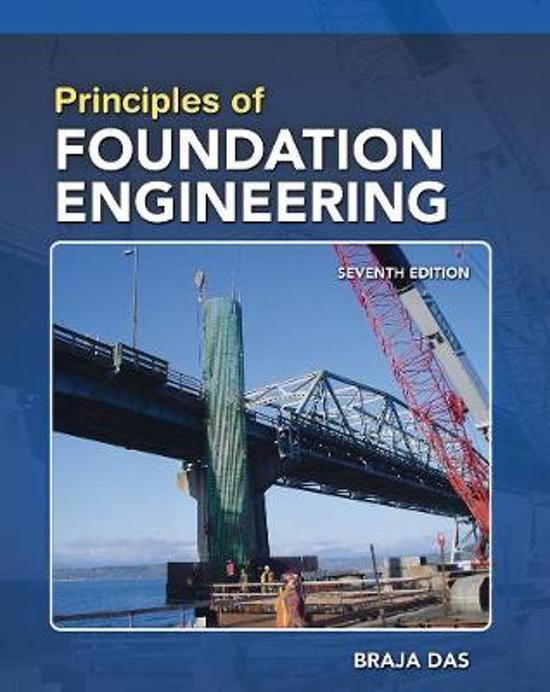 bol com | Principles of Foundation Engineering, SI Edition