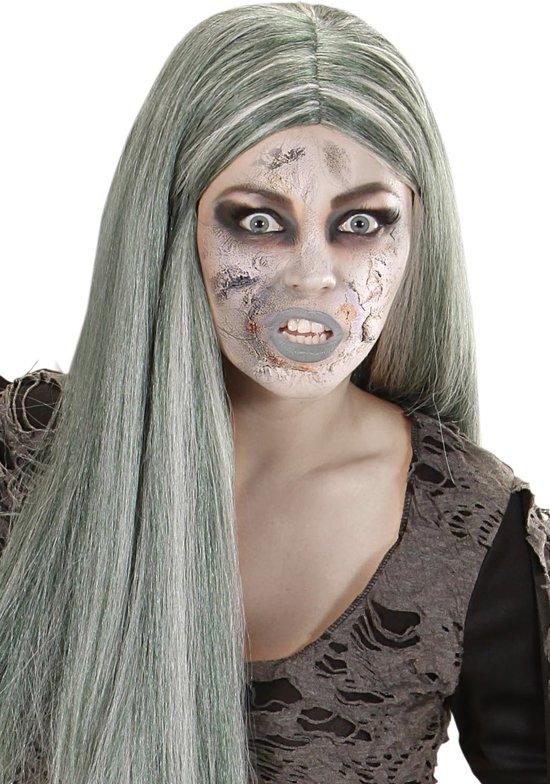 Halloween Zombie Schmink.Tube Nep Zombie Huid Make Up Halloween Schmink