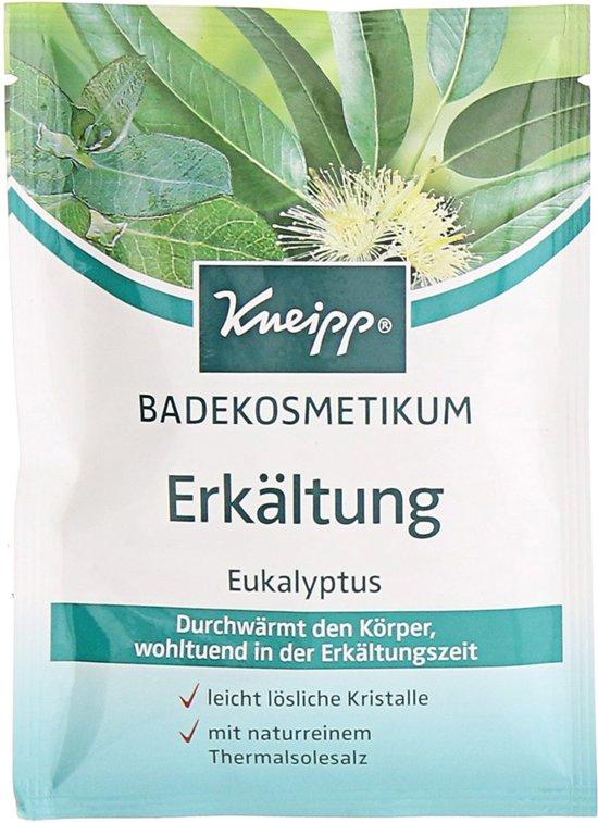 Kneipp Eucalyptus Badkristallen 60 g.