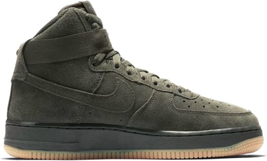 ea0b613b038 High '07 Junior Maat Nike Air Force Mannen 40 Groen Suede Lv8 Sneakers 1  q88tIZAnw