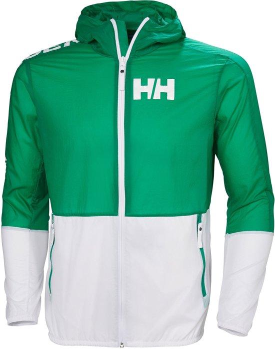 Helly Hansen Active Jas Maat M Mannen groen wit