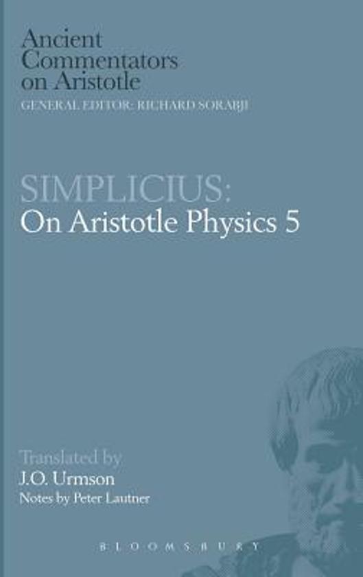 On Aristotle Physics 5