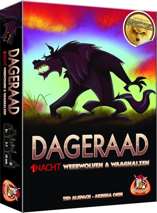 Afbeelding van het spel 1 Nacht Weerwolven & Waaghalzen: Dageraad