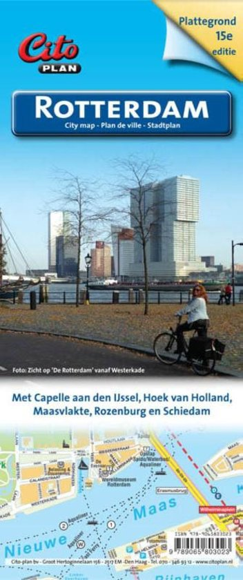 Citoplan - Plattegrond Rotterdam