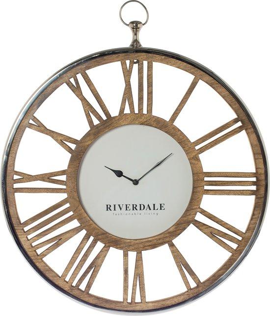 Riverdale Luton Wandklok