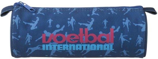 f38c1b2519c bol.com | Voetbal International Etui - Rond - 22 x 8 cm, Voetbal ...