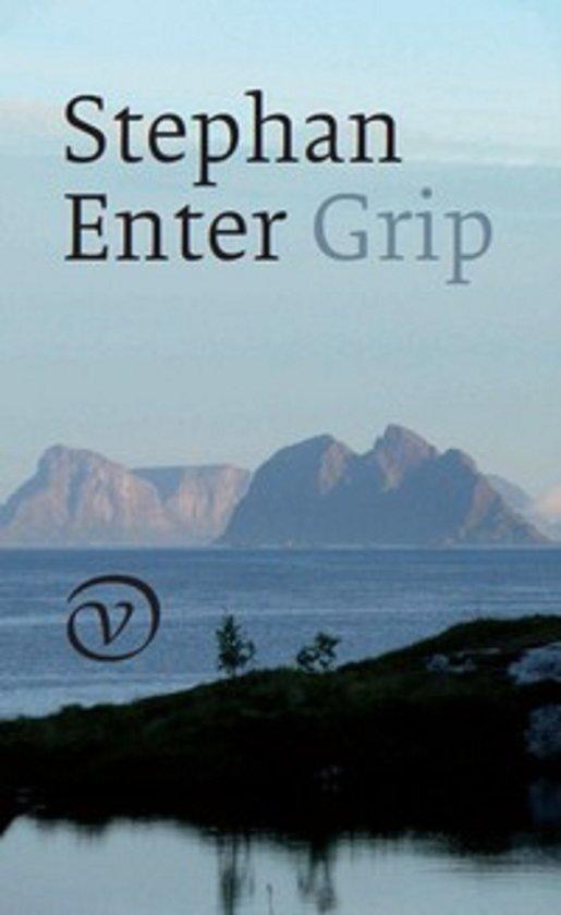 Boek cover Grip van Stephan Enter (Onbekend)