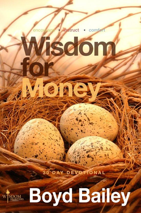 Wisdom for Money