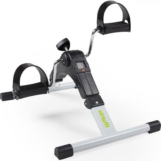 VirtuFit V2 Opvouwbare Stoelfiets - Mini Hometrainer - Met Computer