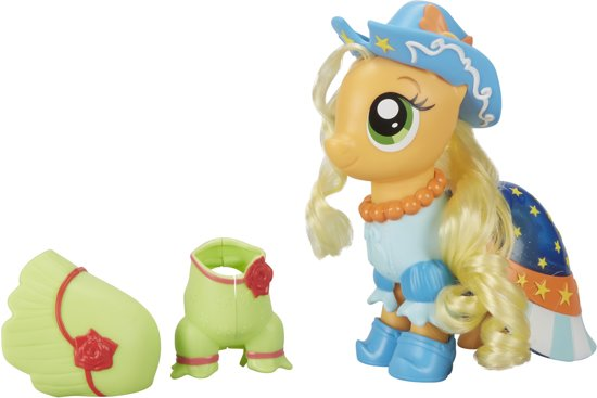 My Little Pony Applejack Fashionpony - 15 cm
