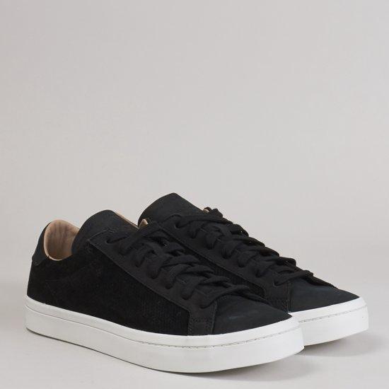 bol.com | adidas courtvantage - Sneakers - Heren - Zwart ...