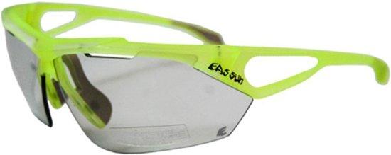 3c12743a7292c8 Bril Eassun Monster 26213 Mont fluo geel frame - fotocromic
